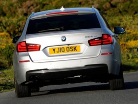 Ver foto 4 de BMW Serie 5 525d Touring M Sports Package F11 UK 2010