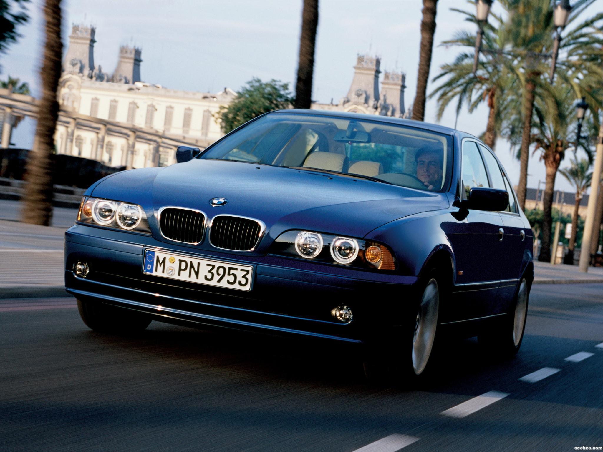 Foto 0 de BMW Serie 5 525i Sedan E39 2000