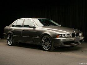 Ver foto 11 de BMW Serie 5 525i Sedan E39 2000