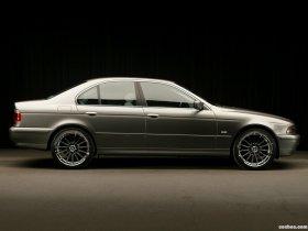 Ver foto 10 de BMW Serie 5 525i Sedan E39 2000