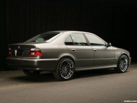 Ver foto 9 de BMW Serie 5 525i Sedan E39 2000