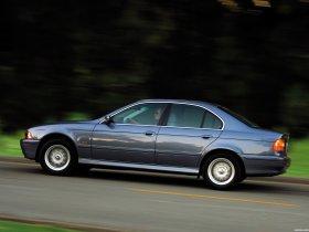 Ver foto 8 de BMW Serie 5 525i Sedan E39 2000