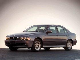 Ver foto 6 de BMW Serie 5 525i Sedan E39 2000