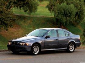 Ver foto 5 de BMW Serie 5 525i Sedan E39 2000