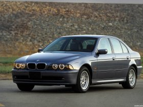 Ver foto 4 de BMW Serie 5 525i Sedan E39 2000
