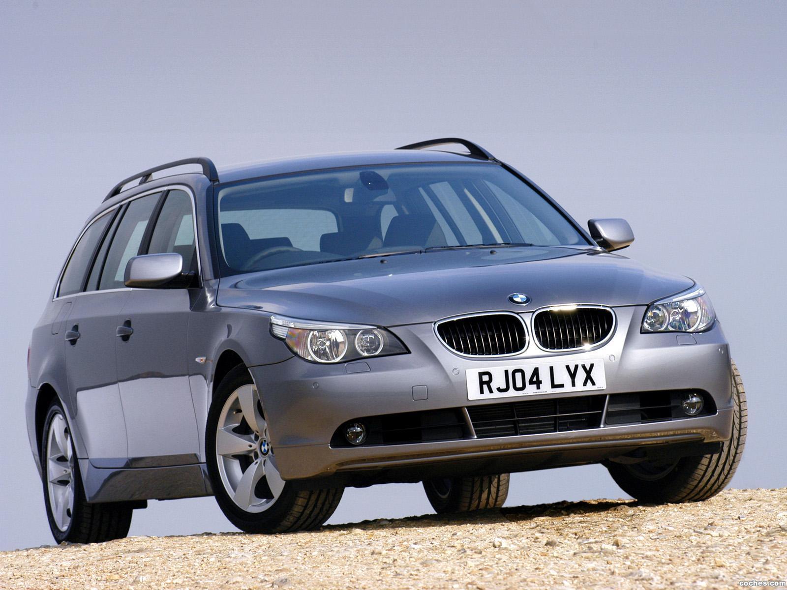 Foto 0 de BMW Serie 5 525i Touring E61 UK 2004