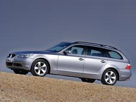 Ver foto 9 de BMW Serie 5 525i Touring E61 UK 2004