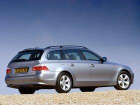 Ver foto 8 de BMW Serie 5 525i Touring E61 UK 2004