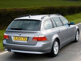 Ver foto 6 de BMW Serie 5 525i Touring E61 UK 2004
