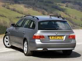 Ver foto 4 de BMW Serie 5 525i Touring E61 UK 2004