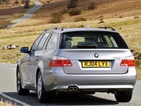 Ver foto 3 de BMW Serie 5 525i Touring E61 UK 2004
