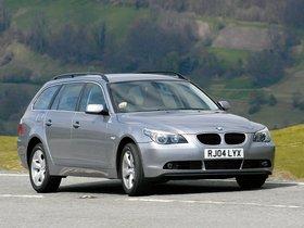 Ver foto 2 de BMW Serie 5 525i Touring E61 UK 2004