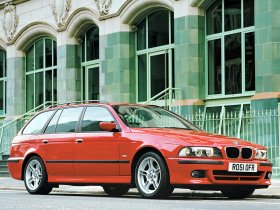 Ver foto 4 de BMW Serie 5 525i Touring M Sports Package E39 2002