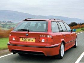 Ver foto 2 de BMW Serie 5 525i Touring M Sports Package E39 2002