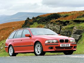 Fotos de BMW Serie 5 525i Touring M Sports Package E39 2002