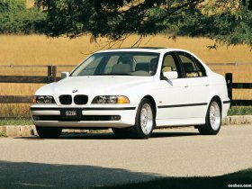 Fotos de BMW 5-Series 528i Sedan E39 1995