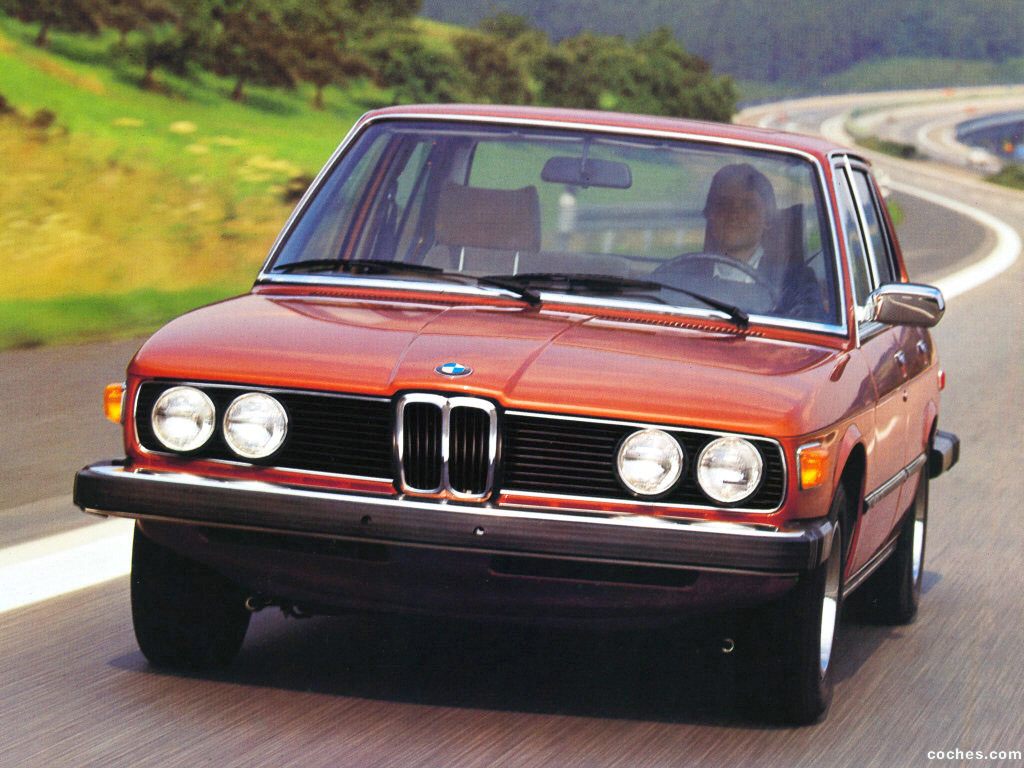 Foto 0 de BMW 5-Series 528i USA E12 1978