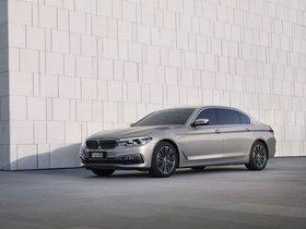 Ver foto 2 de BMW Serie 5 530Le China 2017