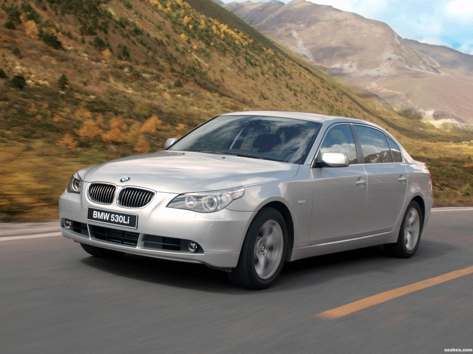 Foto 0 de BMW 5-Series 530Li E60 2006