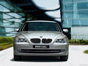 Ver foto 9 de BMW 5-Series 530Li E60 2006