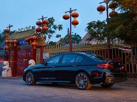 Ver foto 3 de BMW Serie 5 530Li xDrive M Sport China  2017