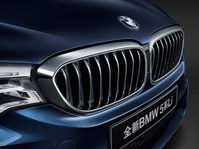 Ver foto 11 de BMW Serie 5 530Li xDrive M Sport China  2017