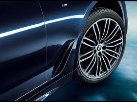 Ver foto 10 de BMW Serie 5 530Li xDrive M Sport China  2017