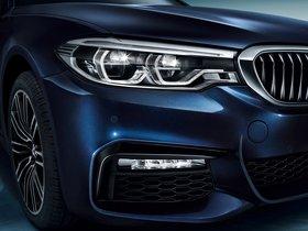 Ver foto 9 de BMW Serie 5 530Li xDrive M Sport China  2017