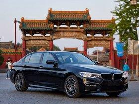 Ver foto 5 de BMW Serie 5 530Li xDrive M Sport China  2017