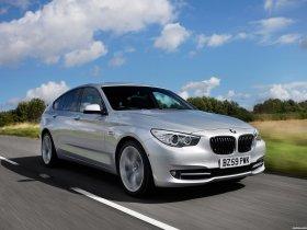 Ver foto 5 de BMW Serie 5 530d Gran Turismo UK F07 2009