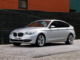 Fotos de BMW Serie 5 530d Gran Turismo UK F07 2009