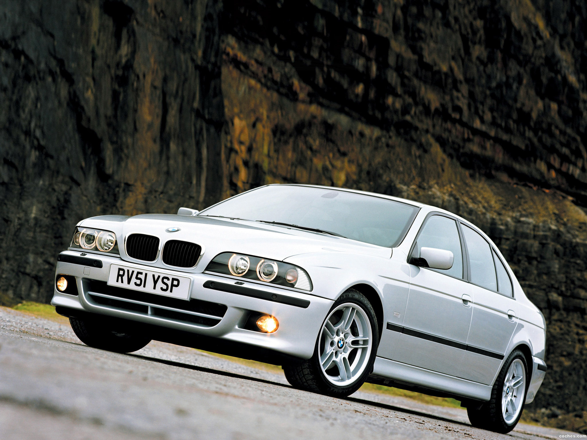 Foto 0 de BMW 5-Series 530d Sedan M Sports Package E39 2002