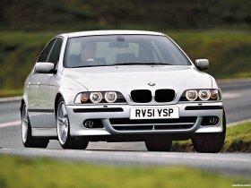 Ver foto 5 de BMW 5-Series 530d Sedan M Sports Package E39 2002