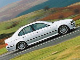 Ver foto 4 de BMW 5-Series 530d Sedan M Sports Package E39 2002