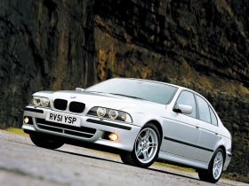 Fotos de BMW 5-Series 530d Sedan M Sports Package E39 2002