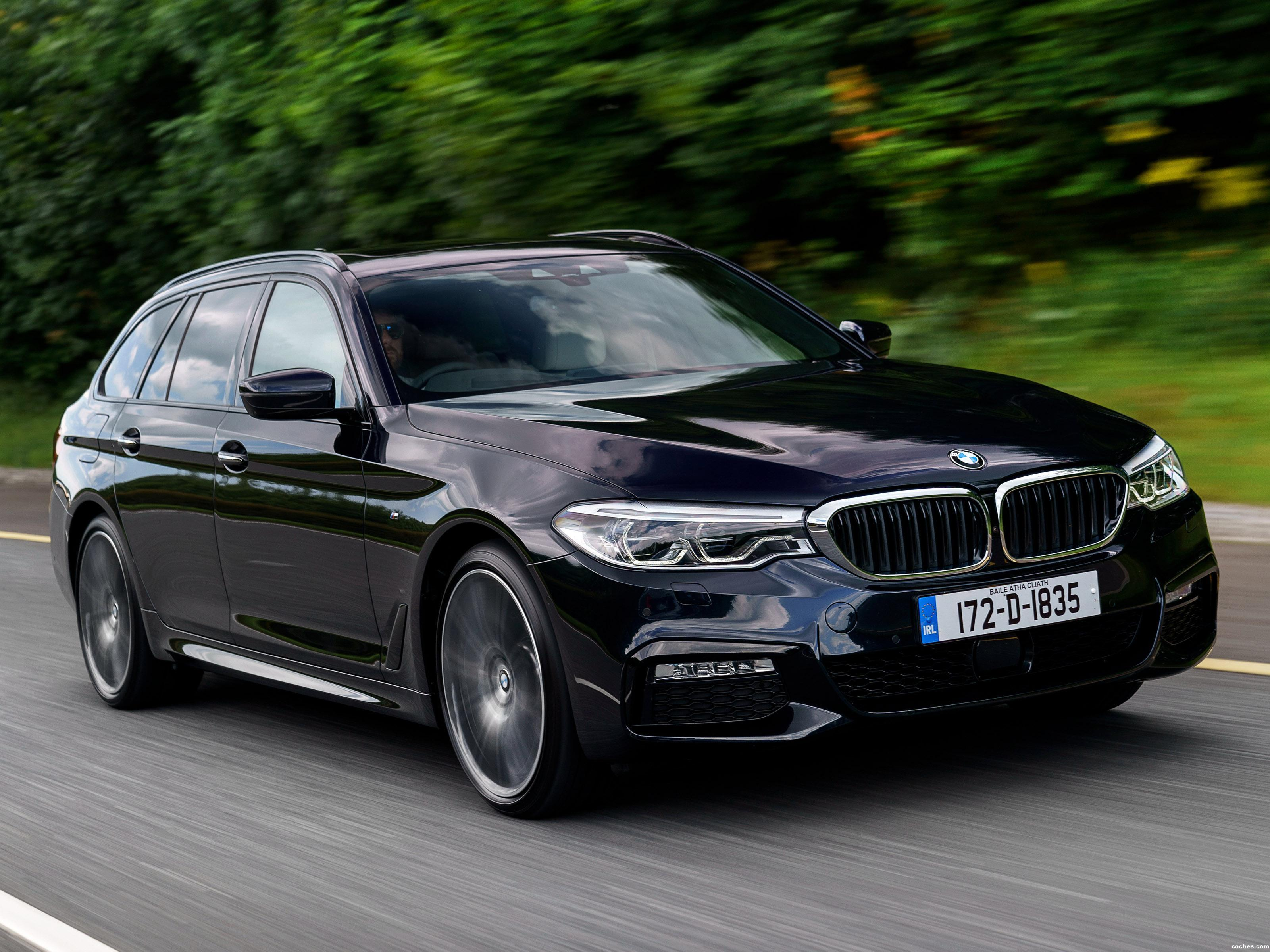 Foto 0 de BMW Serie 5 Touring 530d xDrive M Sport UK  2017