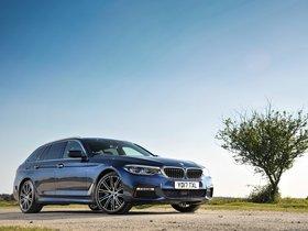 Ver foto 15 de BMW Serie 5 Touring 530d xDrive M Sport UK  2017