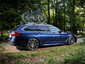 Ver foto 8 de BMW Serie 5 Touring 530d xDrive M Sport UK  2017