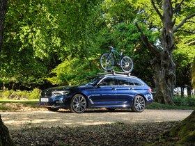 Ver foto 18 de BMW Serie 5 Touring 530d xDrive M Sport UK  2017