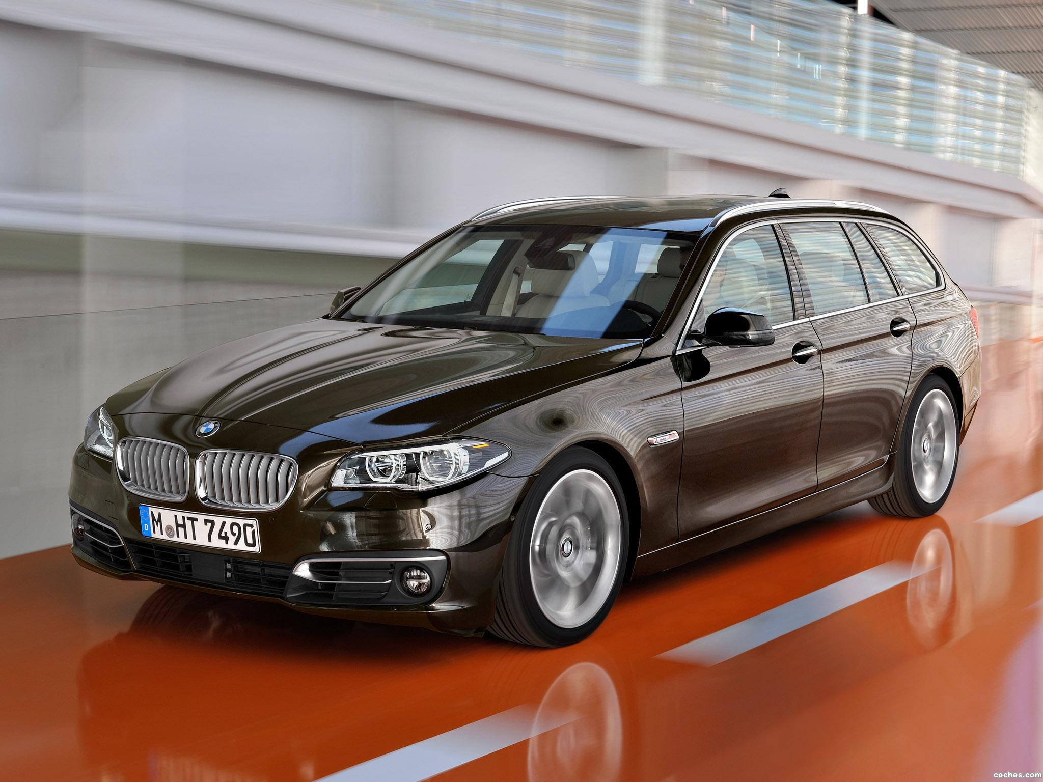 Foto 15 de BMW Serie 5 530d xDrive Touring Modern Line 2013