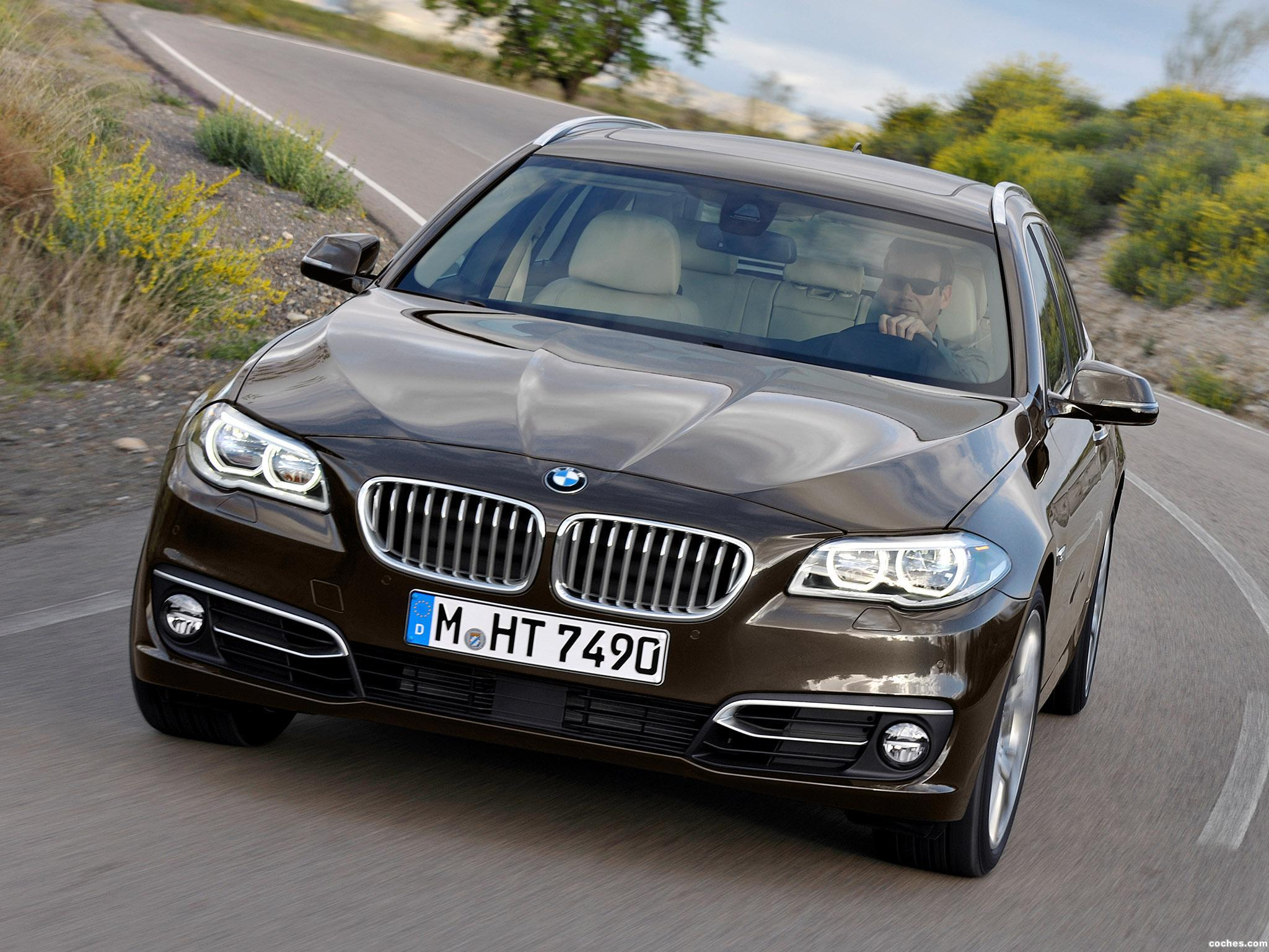 Foto 9 de BMW Serie 5 530d xDrive Touring Modern Line 2013