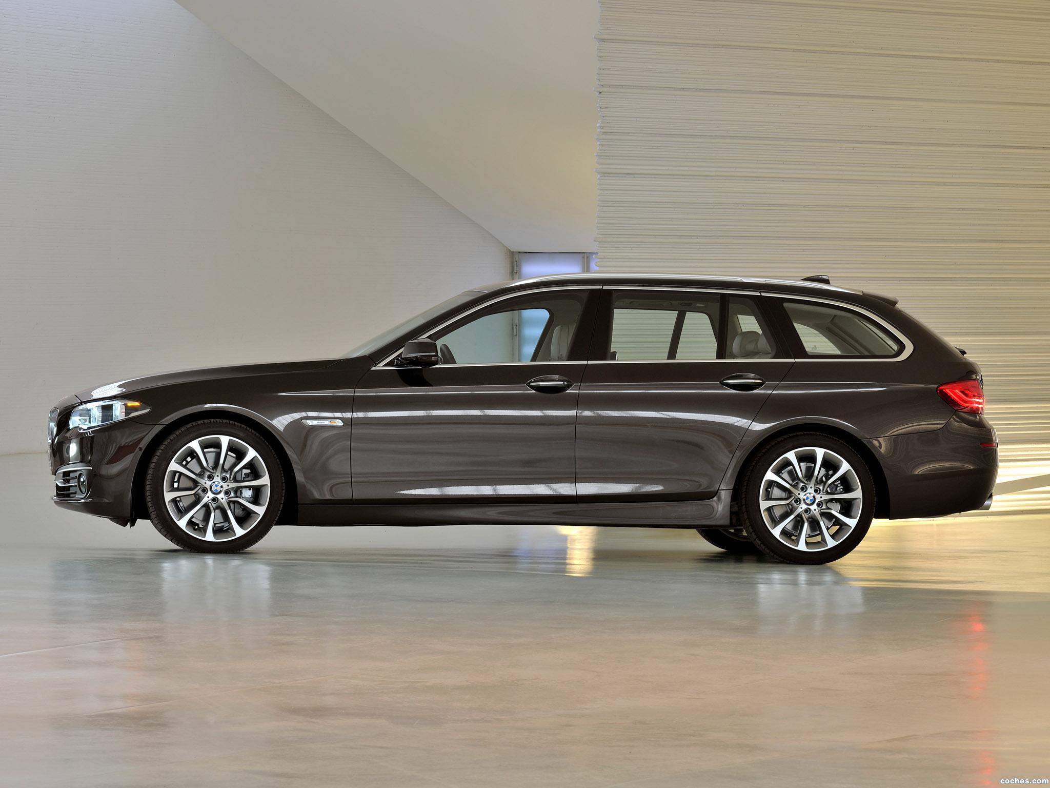 Foto 6 de BMW Serie 5 530d xDrive Touring Modern Line 2013