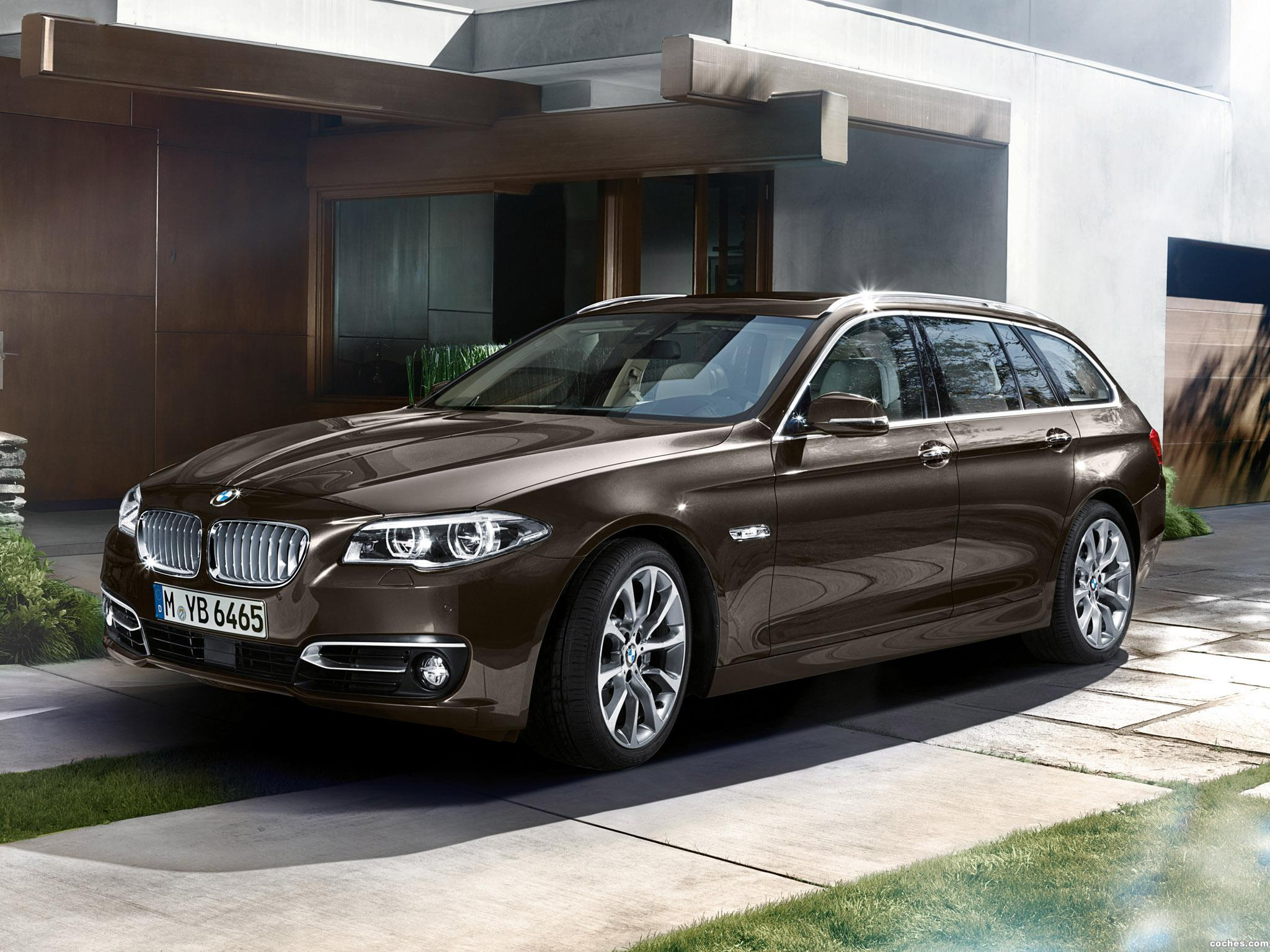fotos de bmw serie 5 530d xdrive touring modern line 2013 foto 1. Black Bedroom Furniture Sets. Home Design Ideas