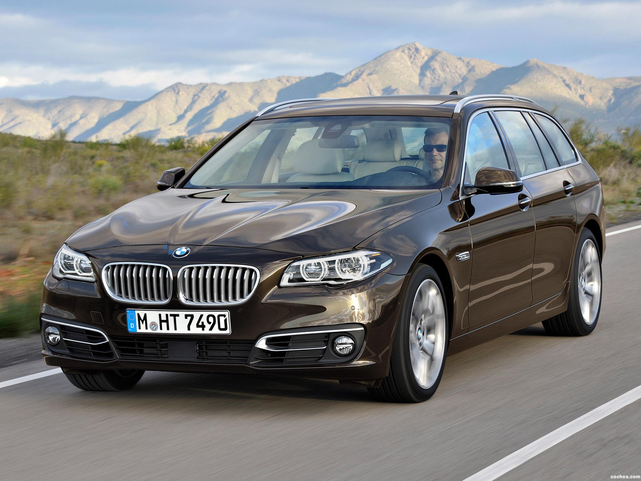 Foto 0 de BMW Serie 5 530d xDrive Touring Modern Line 2013