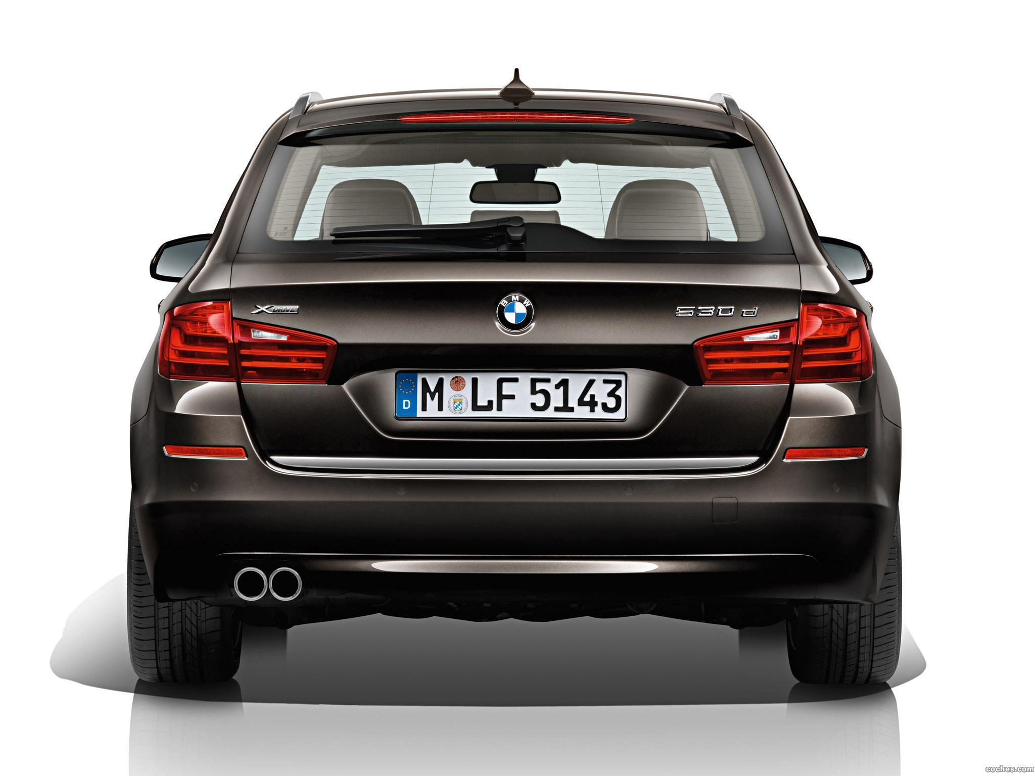 Foto 20 de BMW Serie 5 530d xDrive Touring Modern Line 2013