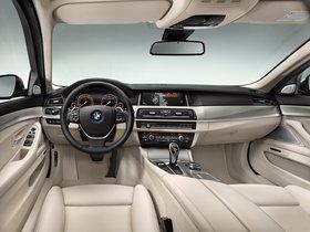 Ver foto 29 de BMW Serie 5 530d xDrive Touring Modern Line 2013