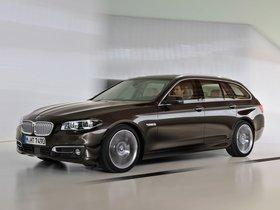 Ver foto 17 de BMW Serie 5 530d xDrive Touring Modern Line 2013