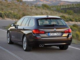 Ver foto 14 de BMW Serie 5 530d xDrive Touring Modern Line 2013