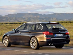Ver foto 12 de BMW Serie 5 530d xDrive Touring Modern Line 2013