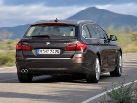 Ver foto 9 de BMW Serie 5 530d xDrive Touring Modern Line 2013